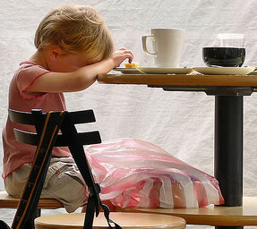 child-coffee
