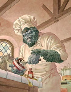 Gorilla Chef