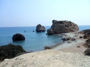 Cyprus-Aphrodite Rock