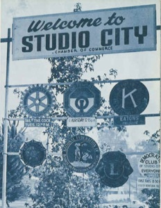 Studio City Welcome Sign